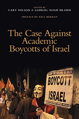Why We Felt It Was Essential to Publish an Anti-Boycott Book