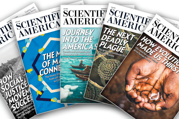 Scientific American retracted an opinion piece deemed to be anti-Israel.